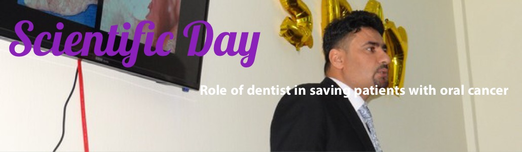 Role of dentist in saving patients with oral cancer